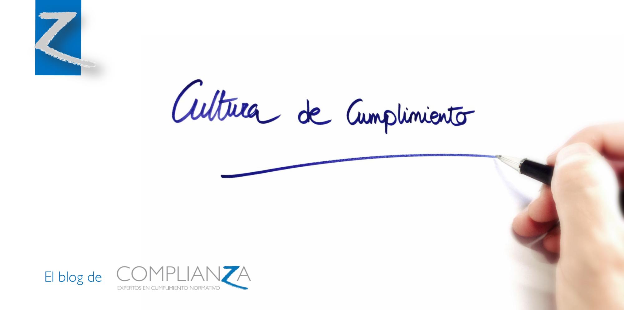 CULTURA DE CUMPLIMIENTO